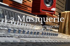 Studio d'enregistrement Fred Mostacci Beaune